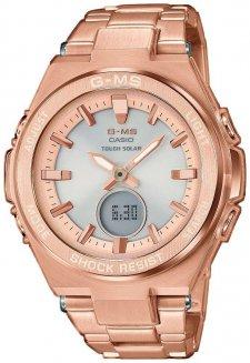 Zegarek damski Casio MSG-S200DG-4AER