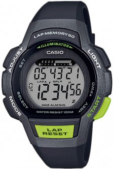 Zegarek damski Casio LWS-1000H-1AVEF