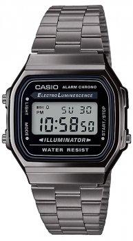Zegarek  Casio A168WEGG-1AEF-POWYSTAWOWY