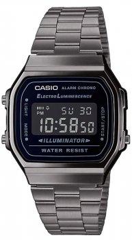 Zegarek damski Casio A168WEGG-1BEF
