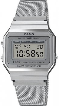 Zegarek damski Casio A700WEM-7AEF