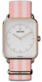 Zegarek damski David Daper 01RG01N01