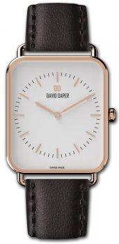 Zegarek damski David Daper 01RG01C01