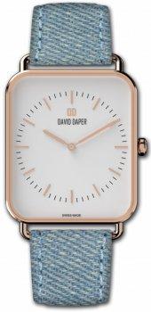 Zegarek damski David Daper 01RG01J01
