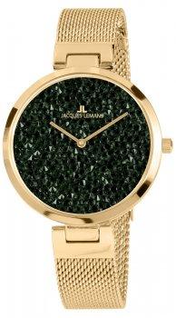 Zegarek damski Jacques Lemans 1-2035L-SET56