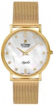 Zegarek damski Le Temps LT1085.65BD01