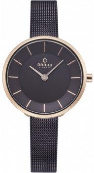 Zegarek damski Obaku Denmark V226LXVNMN