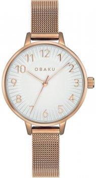 Zegarek damski Obaku Denmark V237LXVIMV