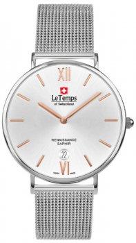 Zegarek męski Le Temps LT1018.42BS01