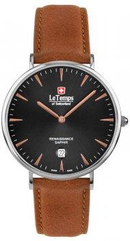 Zegarek męski Le Temps LT1018.47BL02