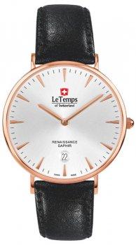 Zegarek męski Le Temps LT1018.56BL51