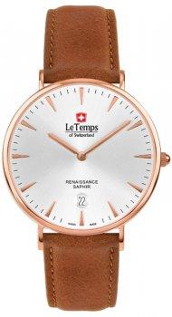 Zegarek męski Le Temps LT1018.56BL52