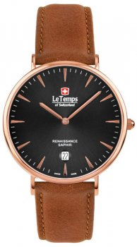 Zegarek męski Le Temps LT1018.57BL52