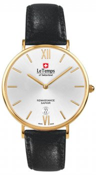 Zegarek męski Le Temps LT1018.82BL61
