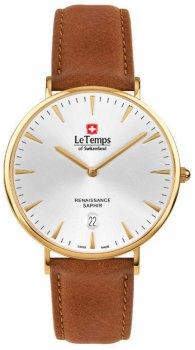 Zegarek męski Le Temps LT1018.86BL62