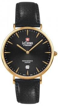 Zegarek męski Le Temps LT1018.87BL61