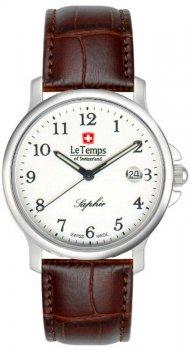 Zegarek męski Le Temps LT1065.01BL02