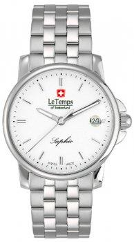 Zegarek męski Le Temps LT1065.03BS01