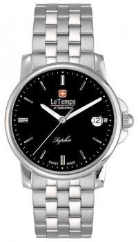 Zegarek męski Le Temps LT1065.11BS01