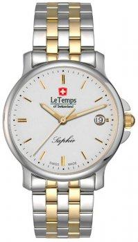 Zegarek męski Le Temps LT1065.44BT01