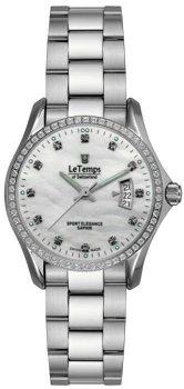Zegarek damski Le Temps LT1082.15BS01