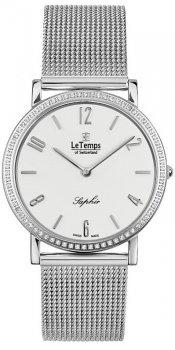 Zegarek damski Le Temps LT1086.01BS01