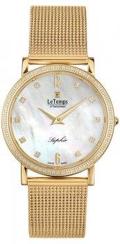Zegarek damski Le Temps LT1086.65BD01