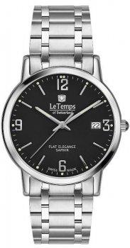 Zegarek męski Le Temps LT1087.09BS01