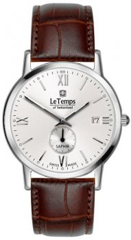 Zegarek męski Le Temps LT1087.11BL02
