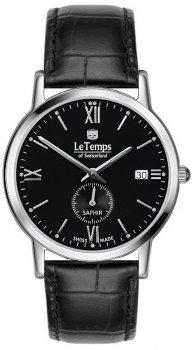 Zegarek męski Le Temps LT1087.12BL01