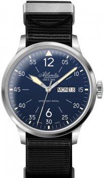 Zegarek męski Atlantic 68351.41.55NY