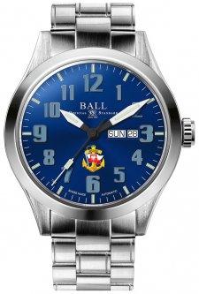 Zegarek męski Ball NM2180C POLISH NAVY