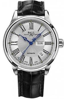 Zegarek męski Ball NM1058D-L4J-WH