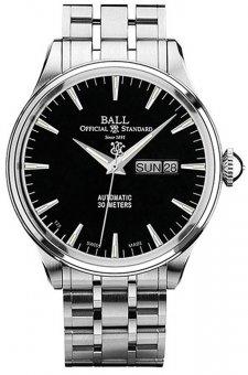 Zegarek męski Ball NM2080D-SJ-BK
