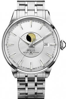 Zegarek męski Ball NM3082D-SJ-SL