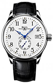 Zegarek męski Ball NM3888D-LL1CJ-WH