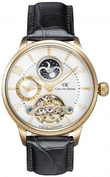 Zegarek męski Carl von Zeyten CVZ0046GWH