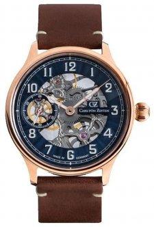 Zegarek męski Carl von Zeyten CVZ0021RBL