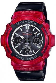 Zegarek męski Casio AWG-M100SRB-4AER