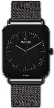 Zegarek męski David Daper 02BL02M01