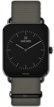 Zegarek męski David Daper 02BL02N01