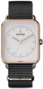 Zegarek męski David Daper 02RG01N01
