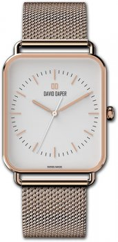Zegarek męski David Daper 02RG01M01