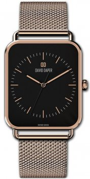 Zegarek męski David Daper 02RG02M01