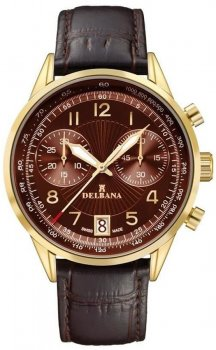 Zegarek męski Delbana 42601.672.6.104