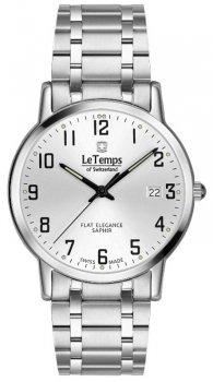 Zegarek męski Le Temps LT1087.04BS01