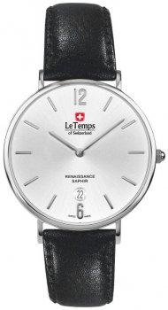 Zegarek męski Le Temps LT1018.01BL01