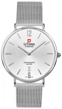 Zegarek męski Le Temps LT1018.01BS01