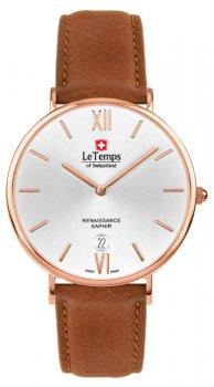 Zegarek męski Le Temps LT1018.52BL52