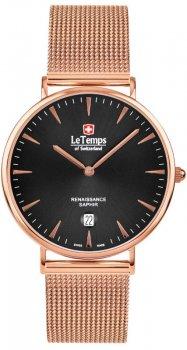 Zegarek męski Le Temps LT1018.57BD02